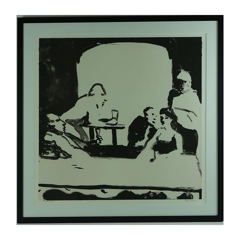 Ett verk av Peter Dahl.
