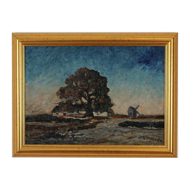Ett verk av Fille Fromèn.