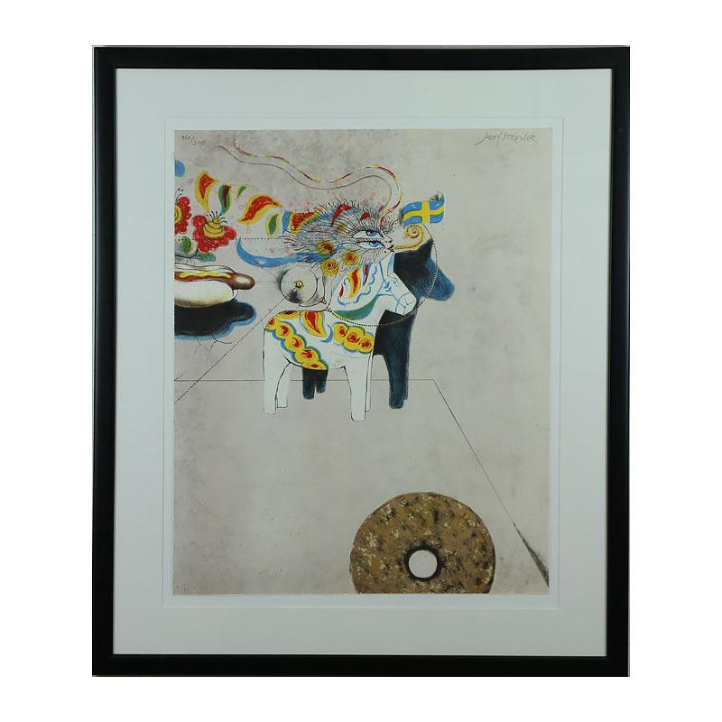 Ett verk av Ardy Strüwer.