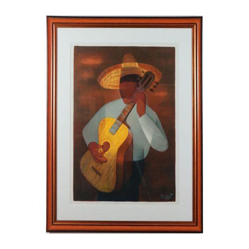 Ett verk av Louis Toffeli.