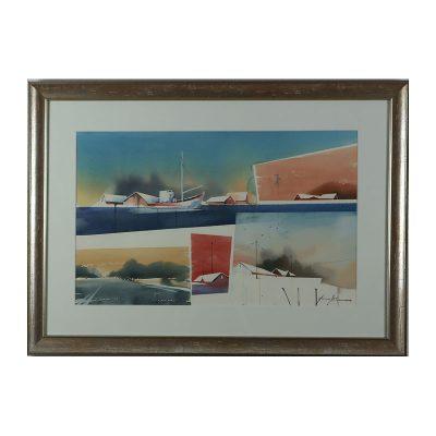 Ett verk av Ivan Stern.