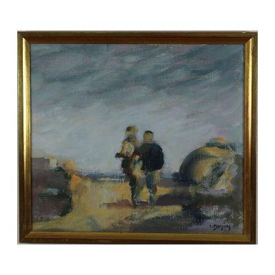Ett verk av Ivar Morsing.