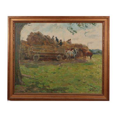 Ett verk av Wilhelm Smith.
