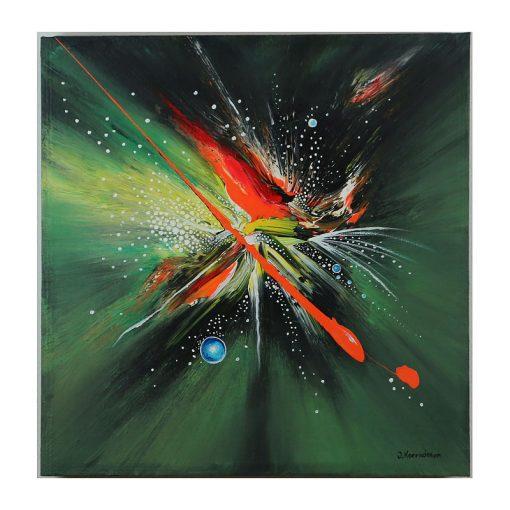 Ett verk av Jens Konradsson.