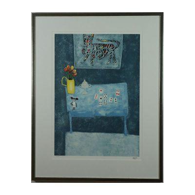 Ett verk av Madeleine Pyk.