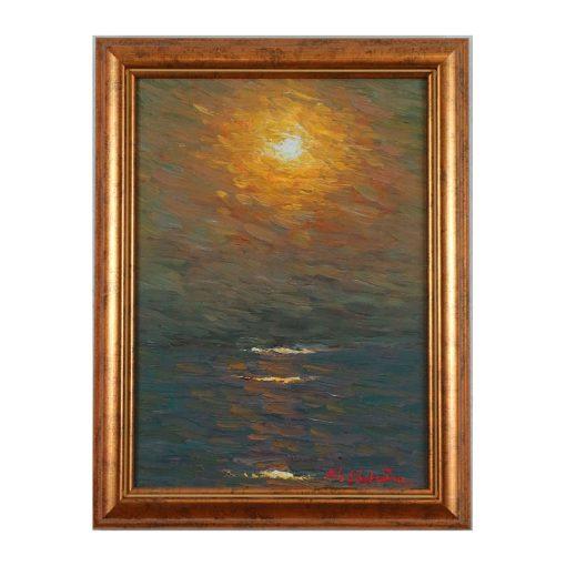 Ett verk av Nils Ekström.