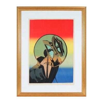 Ett verk av Paul Holsby.