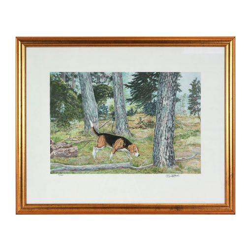 Ett verk av Stig Blanc.
