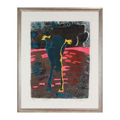 Ett verk av Vera Nilsson.