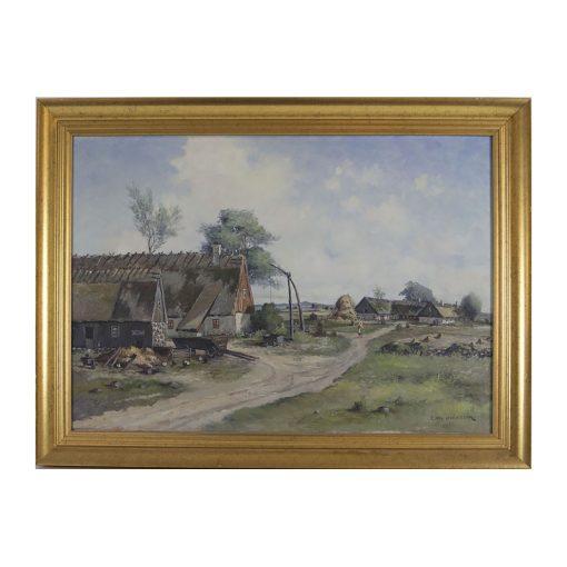 Ett verk av Carl Månsson.