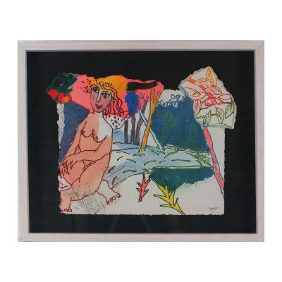 Ett verk av Henri Guibal.