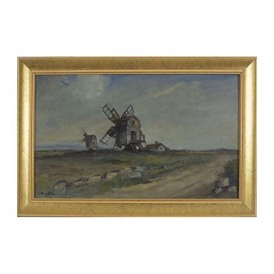 Ett verk av Lage Carlsson.