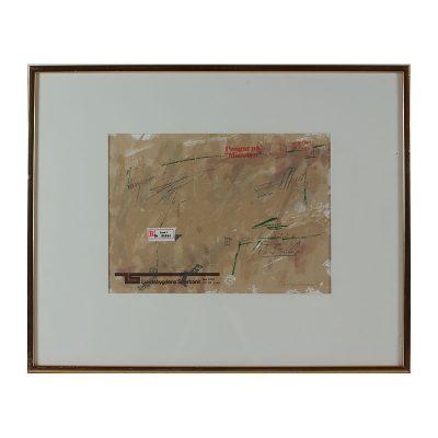 Ett verk av Lennart Aschenbrenner.