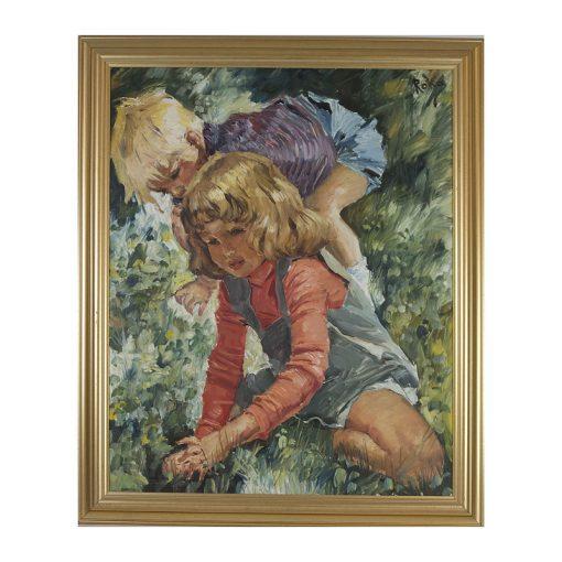 Ett verk av Charles Roka.
