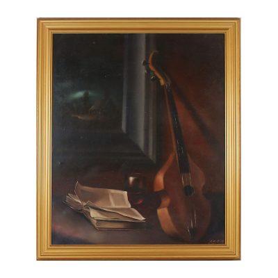 Ett verk av Jan Zeilecki.