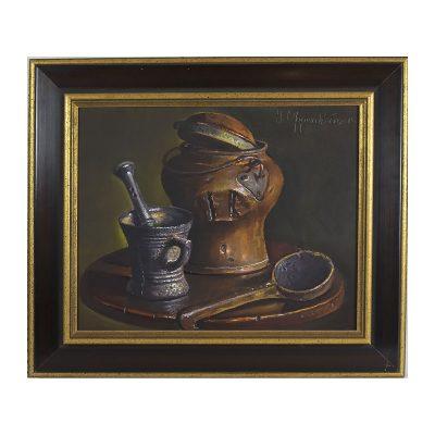 Ett verk av Jonny Oppenheimer.