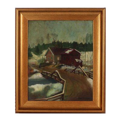 Ett verk av Axel Nilsson.
