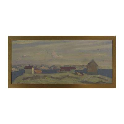Ett verk av Sven Joann.