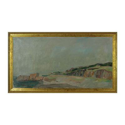 Ett verk av Sigge Ljungberg.
