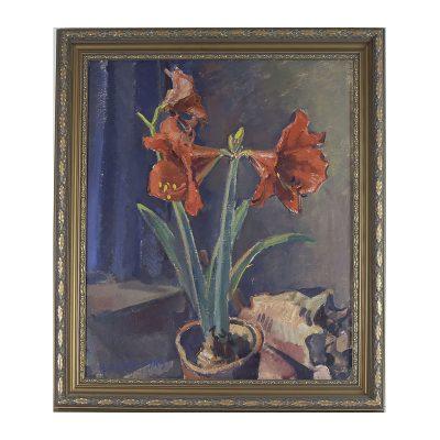 Ett verk av Edwin Ollers.