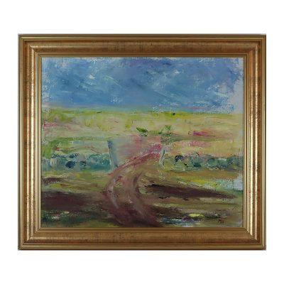 Ett verk av Margaretha Petersson.