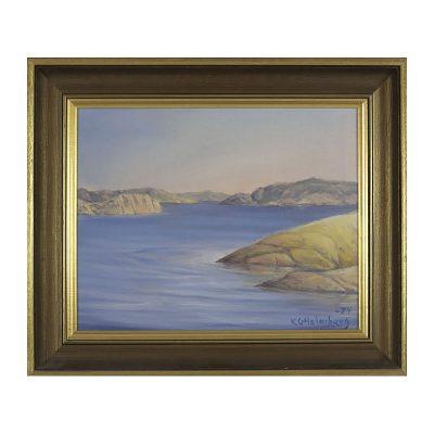 Ett verk av Karl Gustav Holmberg.