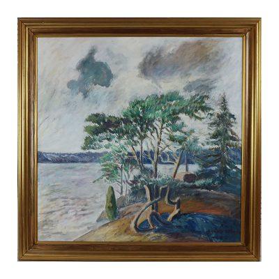Ett verk av Rune Nilsson.