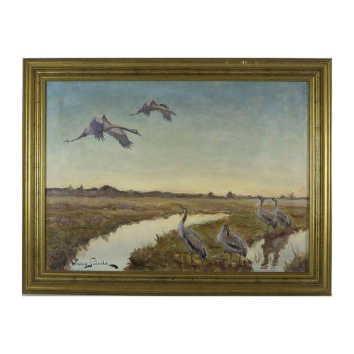 Ett verk av William Gisslander.