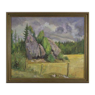 Ett verk av Karl-Johan Magnusson.