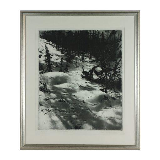Ett verk av Sven Ljungberg.