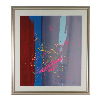 Ett verk av Ulf Onsberg.