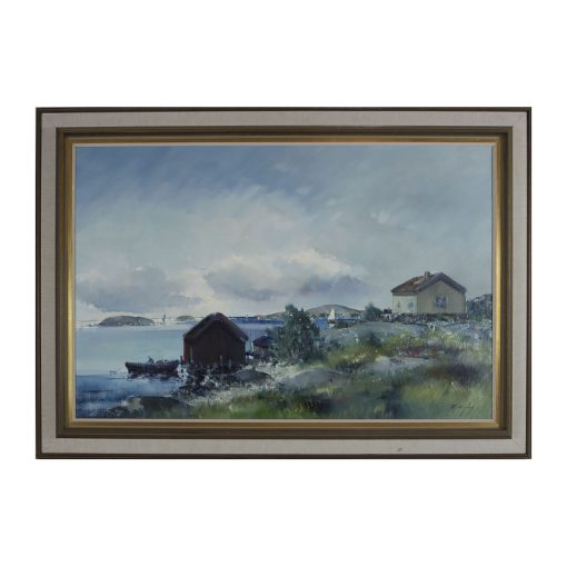 Ett verk av Tage Eriksson.