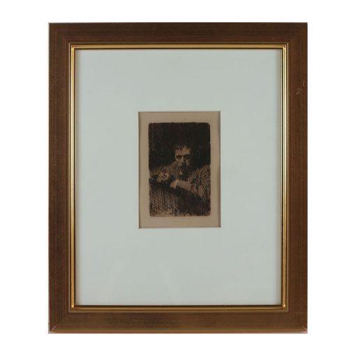 Ett verk av Anders Zorn.