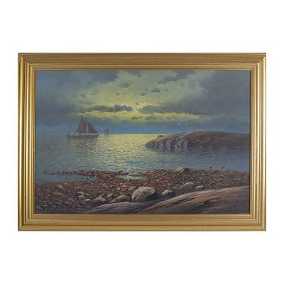 Ett verk av Johan Ossian Andersson.