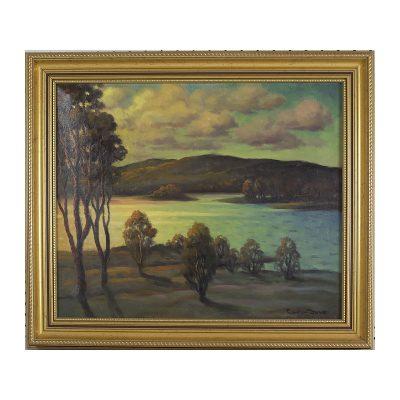 Ett verk av Karl Ivar Öfverbäck.