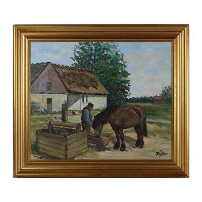 Ett verk av Bror Jönsson.