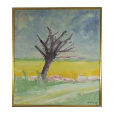 Ett verk av Gillis Magnusson.