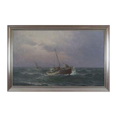 Ett verk av Theresia Sandström.