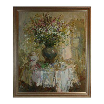 Ett verk av Ludmila Balandina.