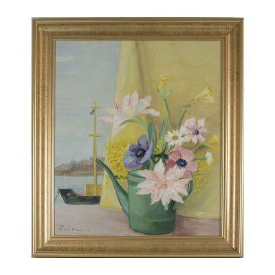 Ett verk av Zoia Krukowskaja.