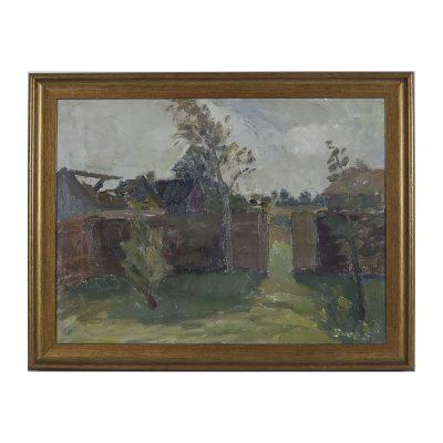 Ett verk av Sven Svensson.