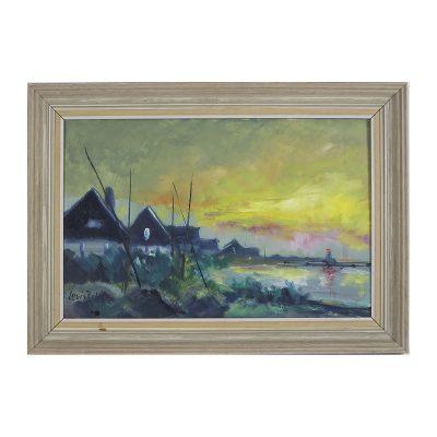 Ett verk av Louis Zelig.