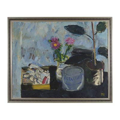 Ett verk av Leopold Fare.