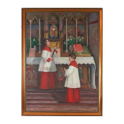 Ett verk av Josef Schott.