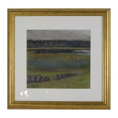 Ett verk av Edward Hald.