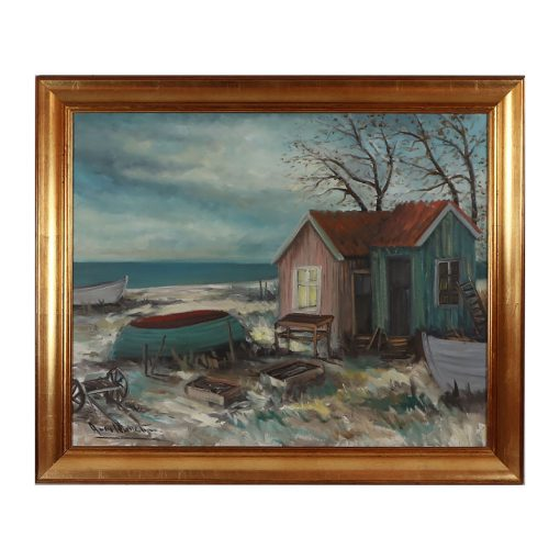 Ett verk av Arne Wallsten.