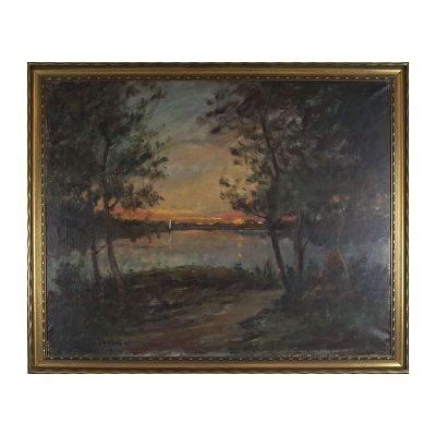 Ett verk av Edwin Lindholm.
