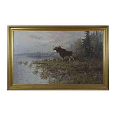 Ett verk av Sten Ekendahl.