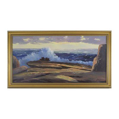 Ett verk av Einar Brissmyr.