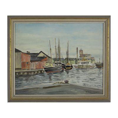 Ett verk av Harry Nilsson.
